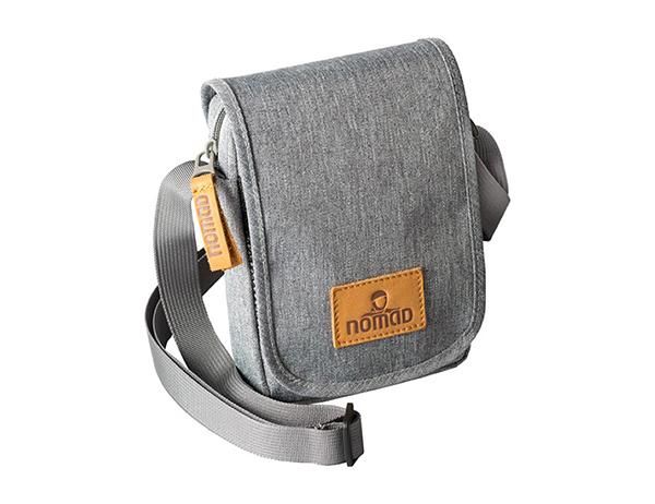 Туристическа чантичка за рамо Nomad Daily Documents Bag Grey