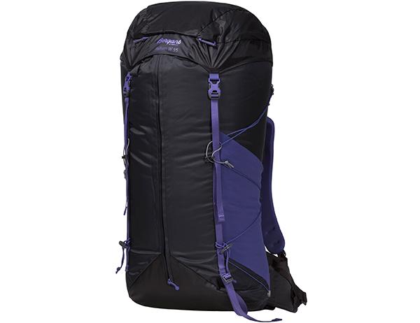 Туристическа раница Bergans Helium W55L Funky Purple модел 2017