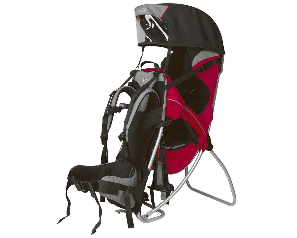 Туристическа раница за носене на дете Bergans Kids Trekking