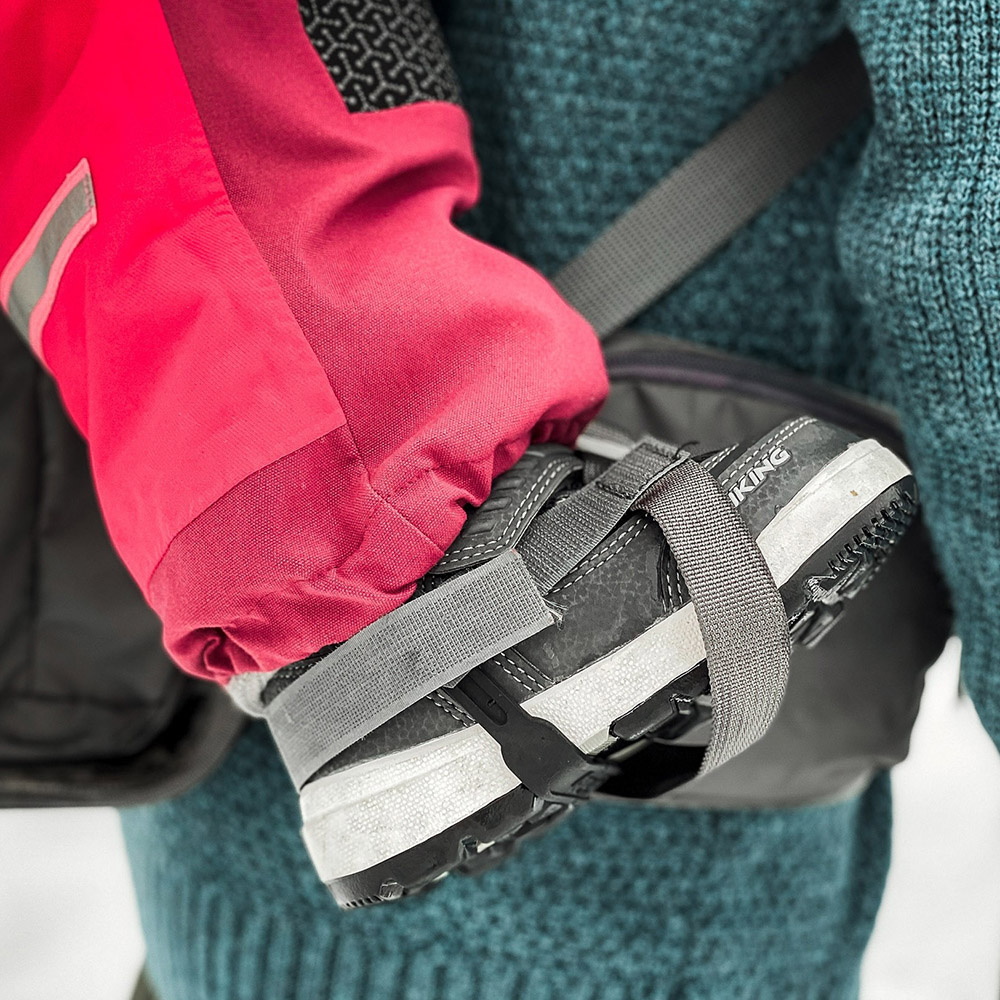Сбруя за детски крачета раница за дете Bergans Lilletind Child Carrier