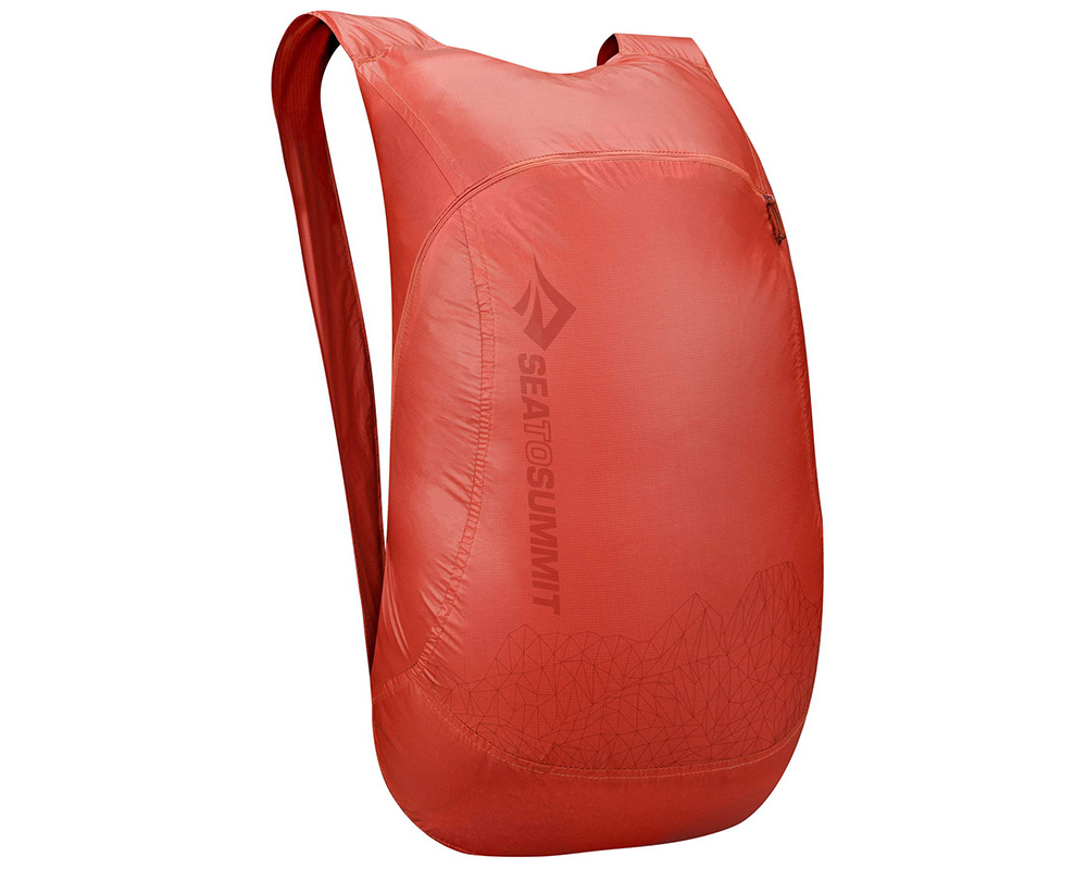 Мини джобна раница Sea to Summit Ultra-Sil Nano Daypack Red