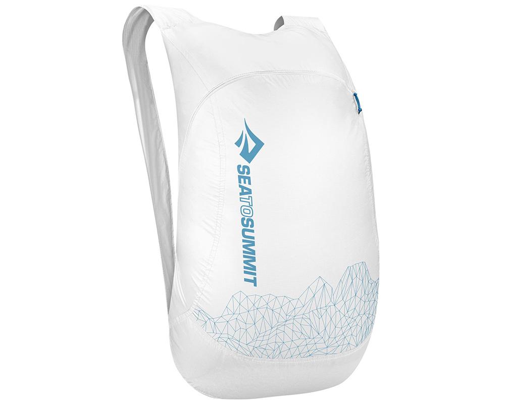 Мини джобна раница Sea to Summit Ultra-Sil Nano Daypack White