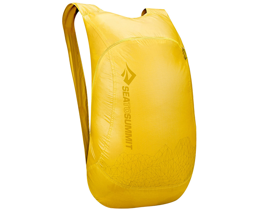 Мини джобна раница Sea to Summit Ultra-Sil Nano Daypack Yellow