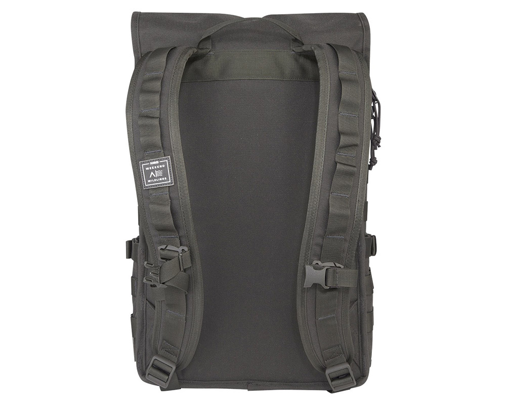 Гръб на раница Nomad Weekend Wildlings 24L Daypack Beluga 2019