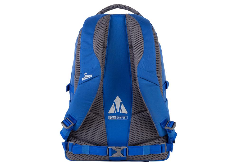 Гръб на раница за лаптоп Nomad Velocity 20 L Olympian Blue 2021