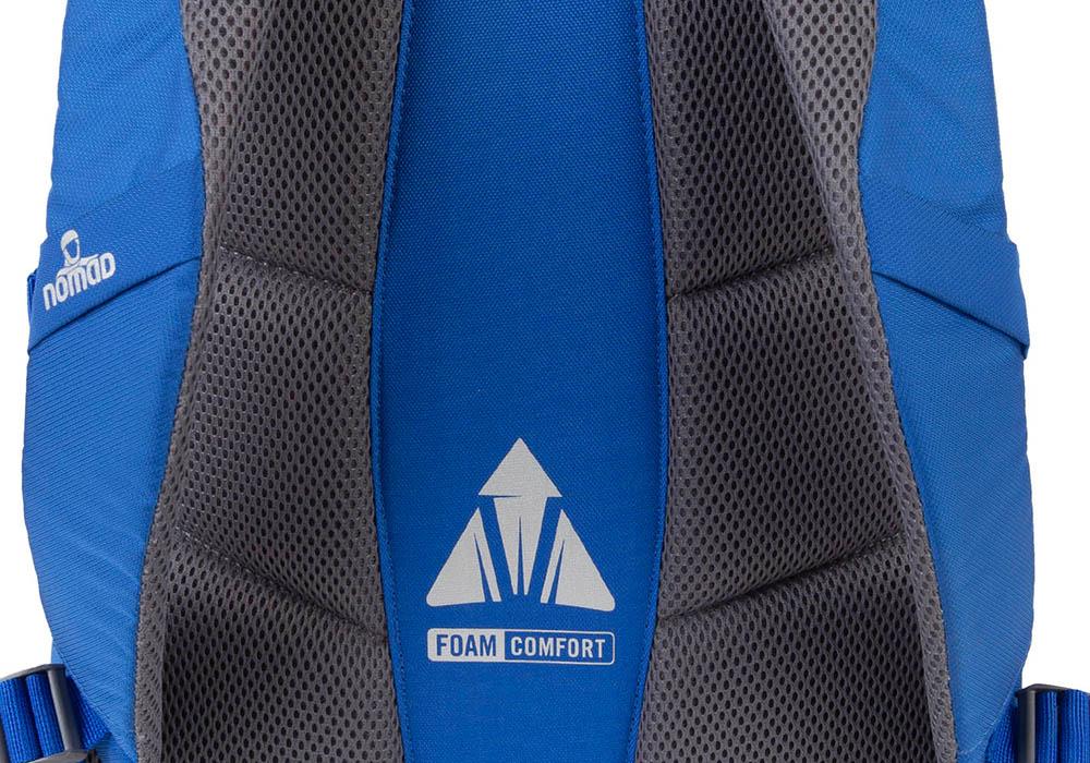 Презрамки на раница за лаптоп Nomad Velocity 20 L Olympian Blue 2021