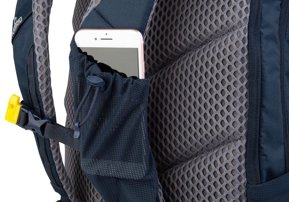 Джоб за смартфон раница за лаптоп Nomad Velocity Premium 25L Dark Navy 2021