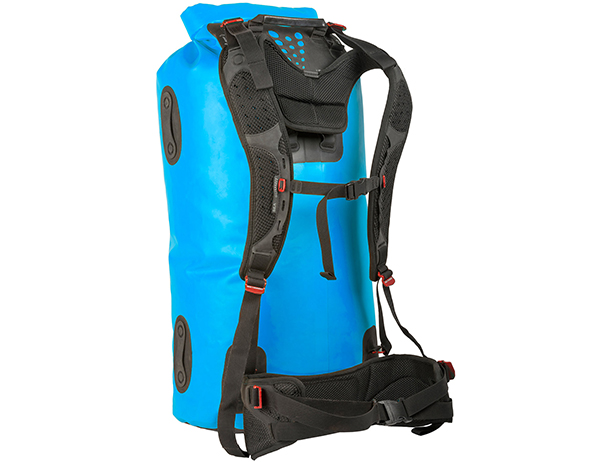 Sea To Summit Hydraulic Dry Pack With Harness 65L