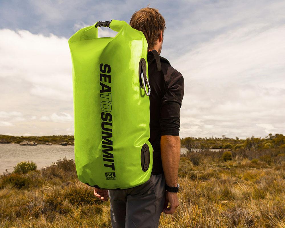 Водонепромокаема раница Sea to Summit Hydraulic Dry Pack 65L