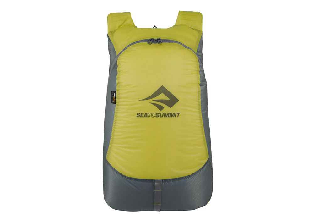 Лице на Джобна раница Sea to Summit Ultra-Sil Day Pack Lime