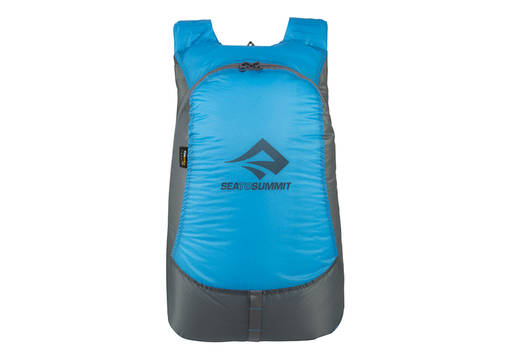 Лице на Джобна раница Sea to Summit Ultra-Sil Day Pack Sky Blue