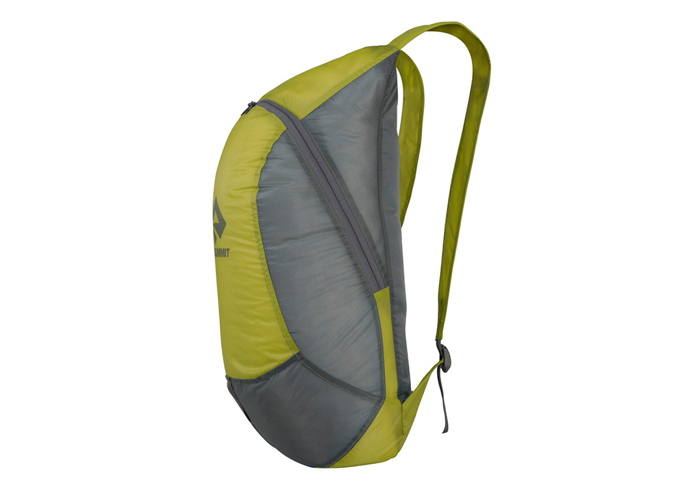 Профил на Джобна раница Sea to Summit Ultra-Sil Day Pack Lime