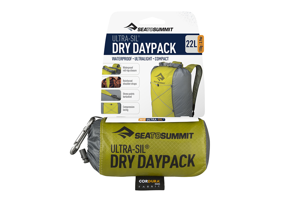 Калъф на джобна раница Sea to Summit Ultra-Sil Dry Daypack
