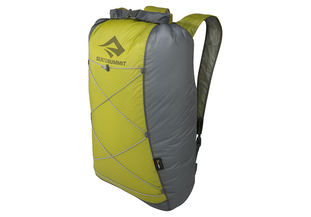 Lime джобна раница Sea to Summit Ultra-Sil Dry Daypack