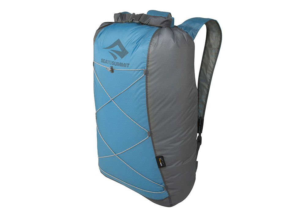 Синя джобна раница Sea to Summit Ultra-Sil Dry Daypack