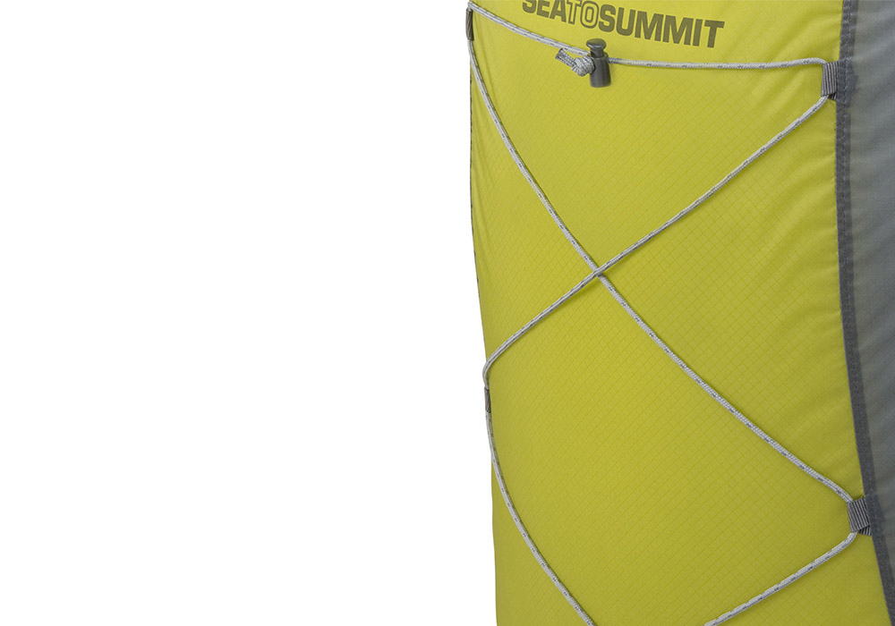 Straps джобна раница Sea to Summit Ultra-Sil Dry Daypack