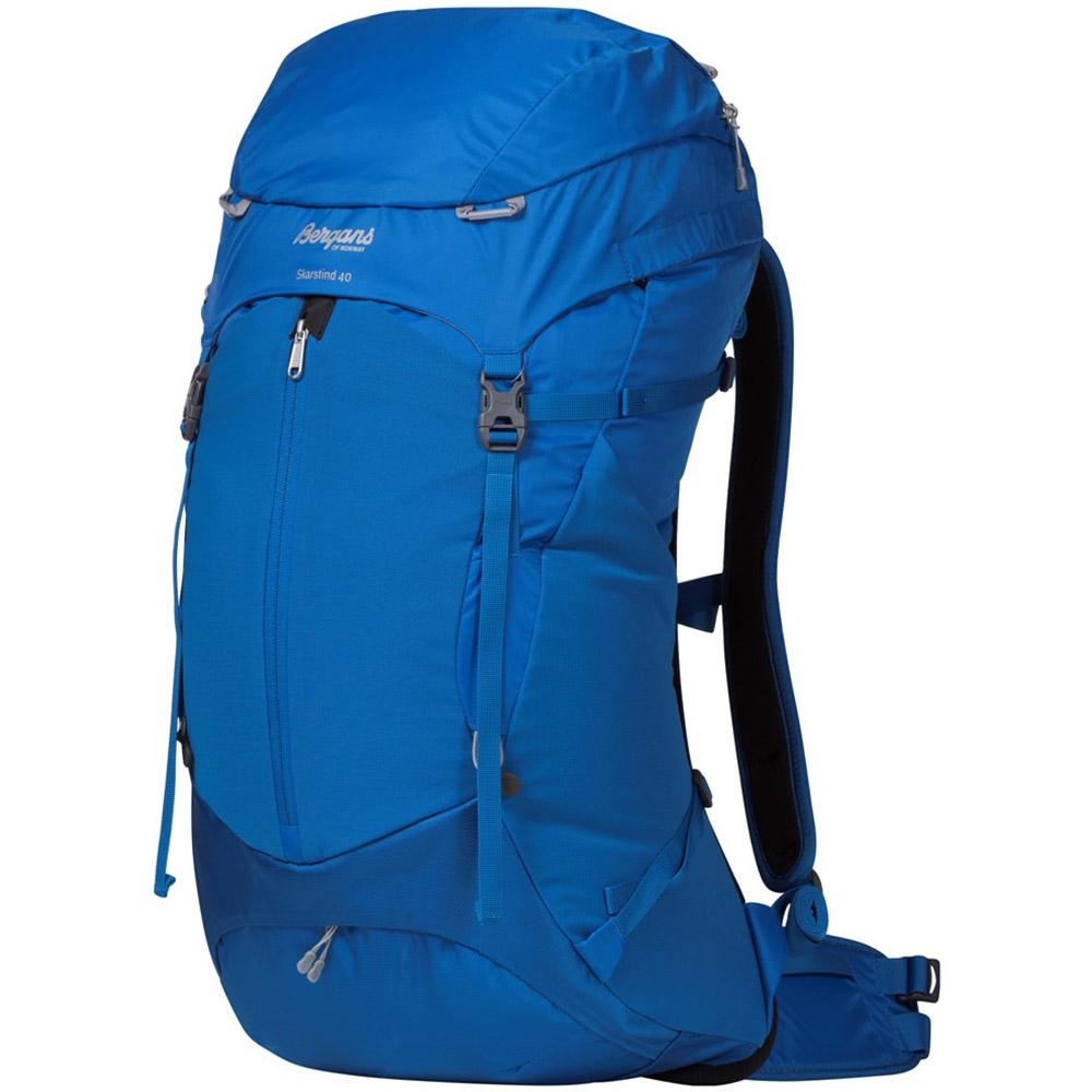 Синя туристическа раница Bergans Skarstind 40L Athens Blue 2019