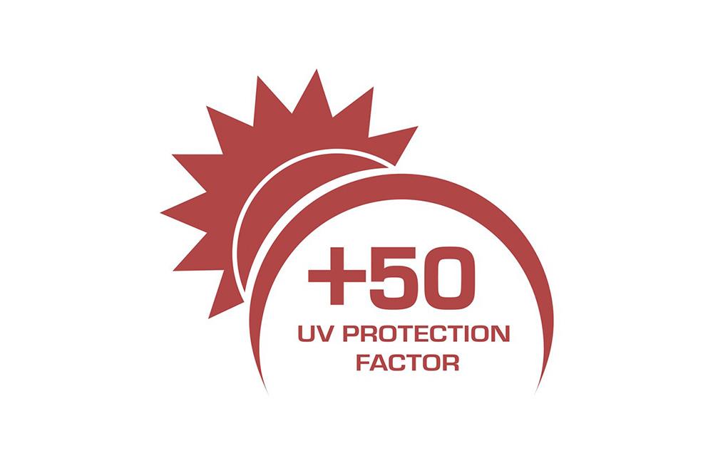 UV50+ защита