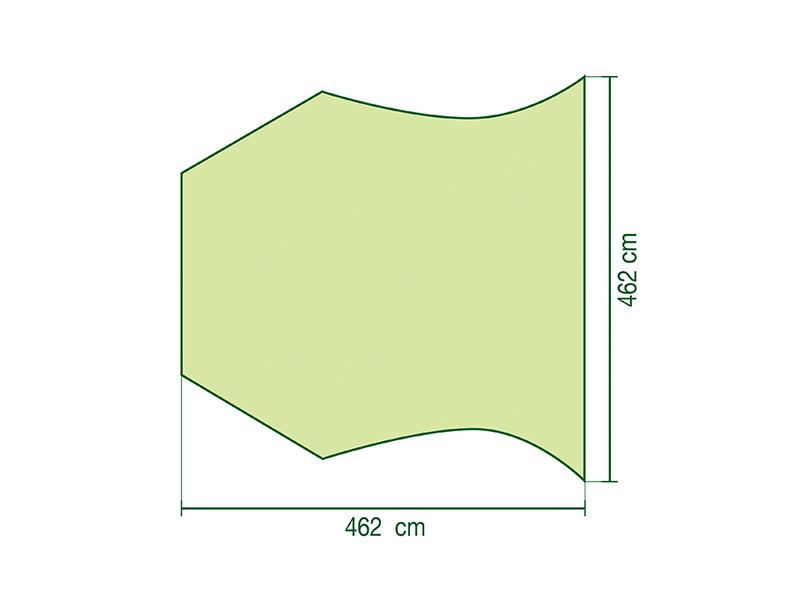 графична илюстрация на тента - навес