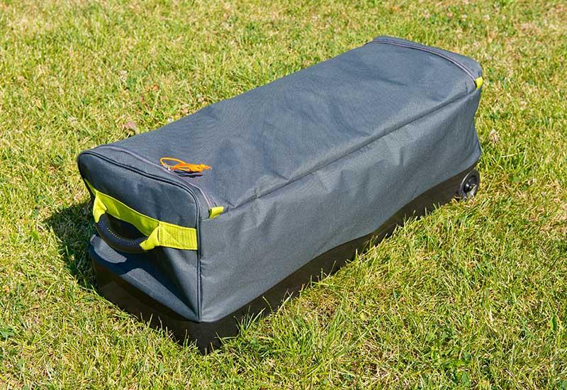 Сак за транспорт и съхранение палатка-шатра Coleman Cortes Octagon 8 Blue 2021