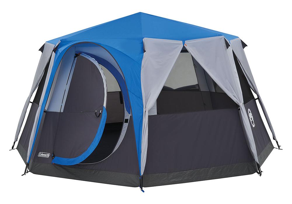 Палатка-шатра Coleman Cortes Octagon 8 Blue 2021