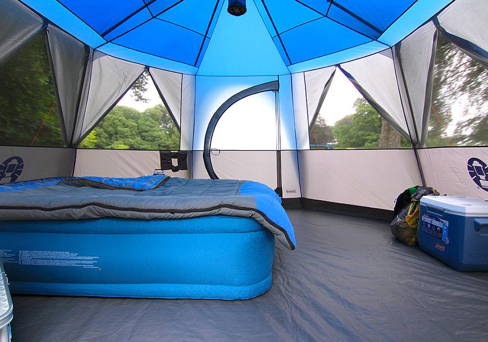Спално помещение на палатка-шатра Coleman Cortes Octagon 8 Blue 2021