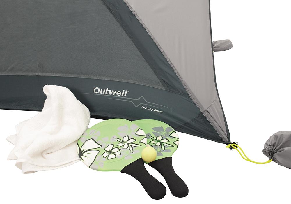 плат на тента за плаж Outwell Formby Beach Shelter 2021
