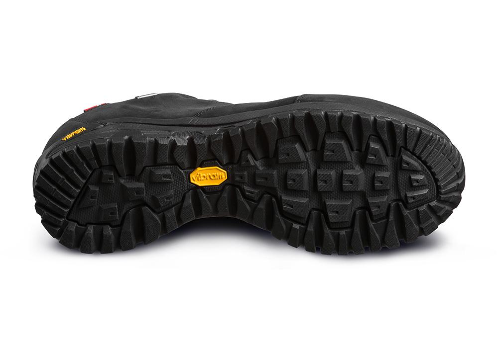 Подметка на мъжки туристически обувки ALFA Munro Perform GTX Black