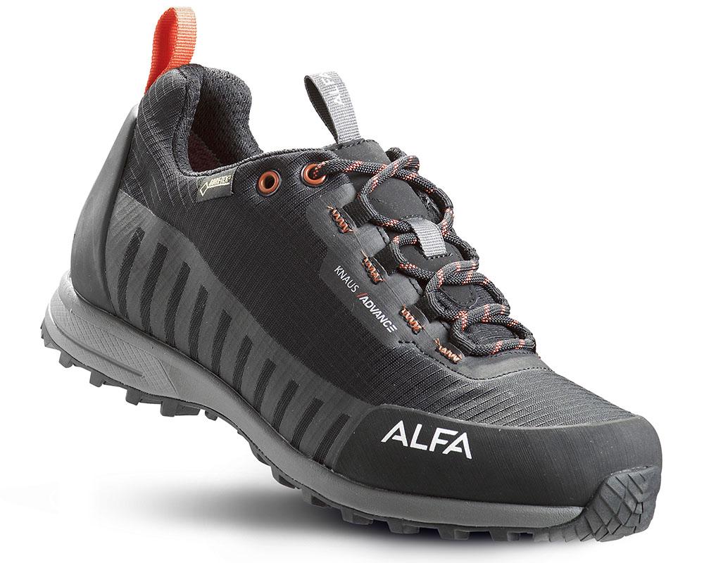 Ниски туристически обувки с мембрана ALFA Knaus Advance GTX