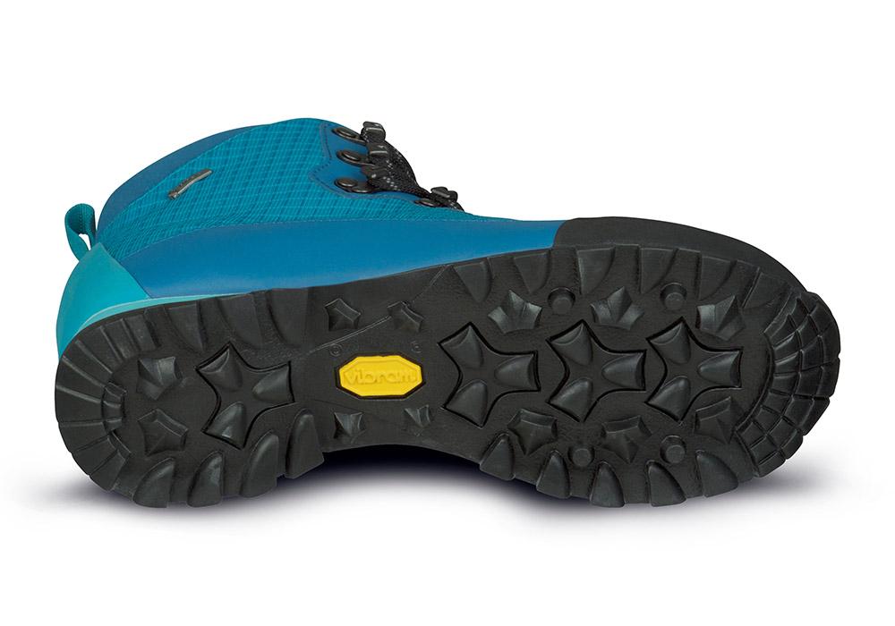 Подметка на дамски туристически обувки ALFA Lyng Perform GTX Turquise