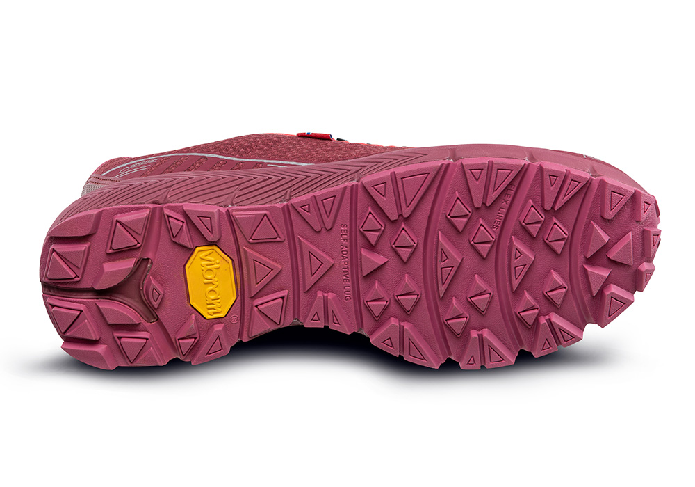 Подметка Vibram дамски туристически обувки ALFA Drift Advance GTX W Burgundy 2020