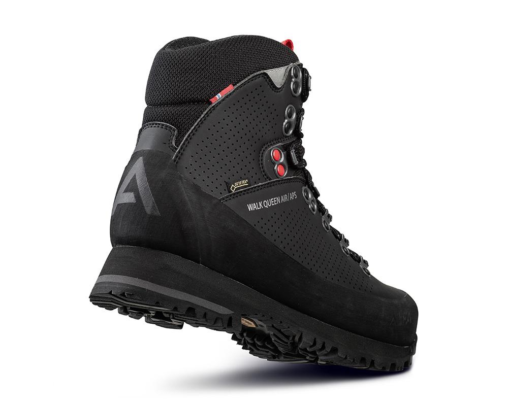 Дамски туристически обувки ALFA Walk Queen Air A/P/S GTX W Black