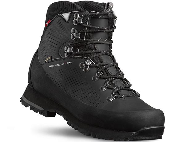 Мъжки туристически обувки ALFA Walk King Air APS GTX M Black 2022