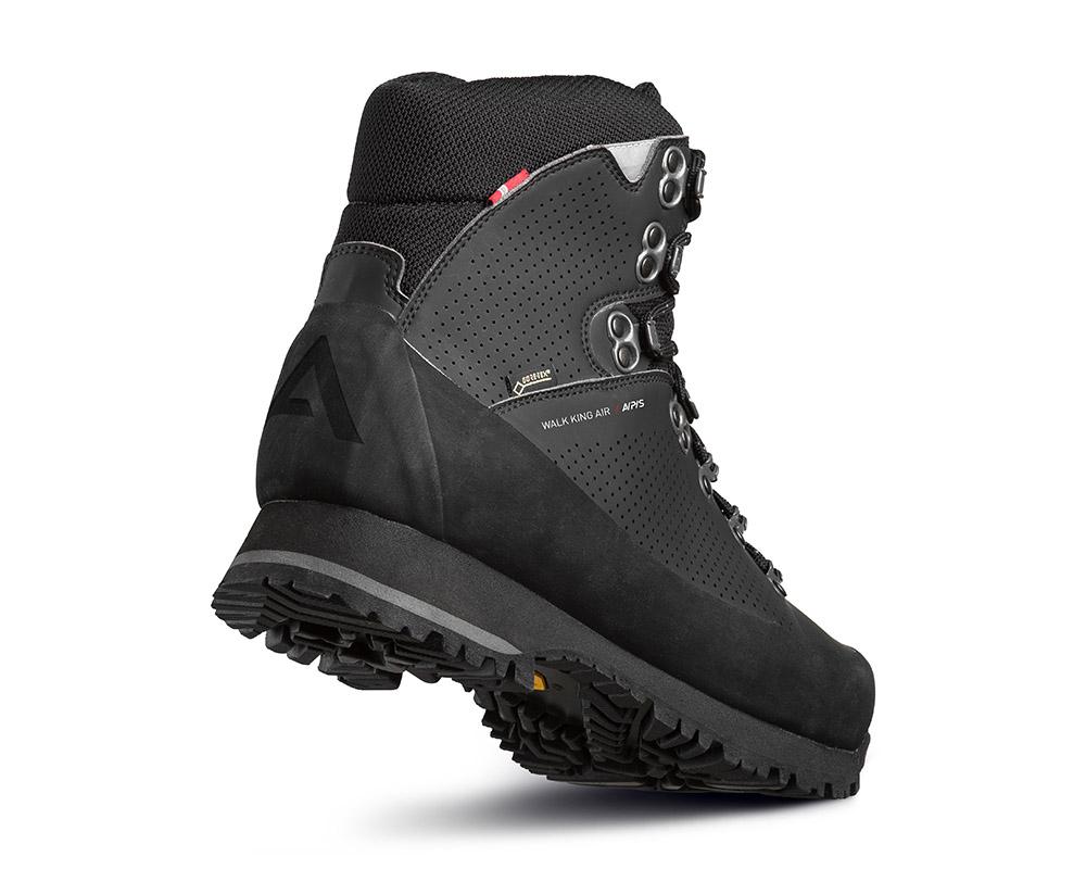 Мъжки туристически обувки ALFA Walk King Air A/P/S GTX M Black