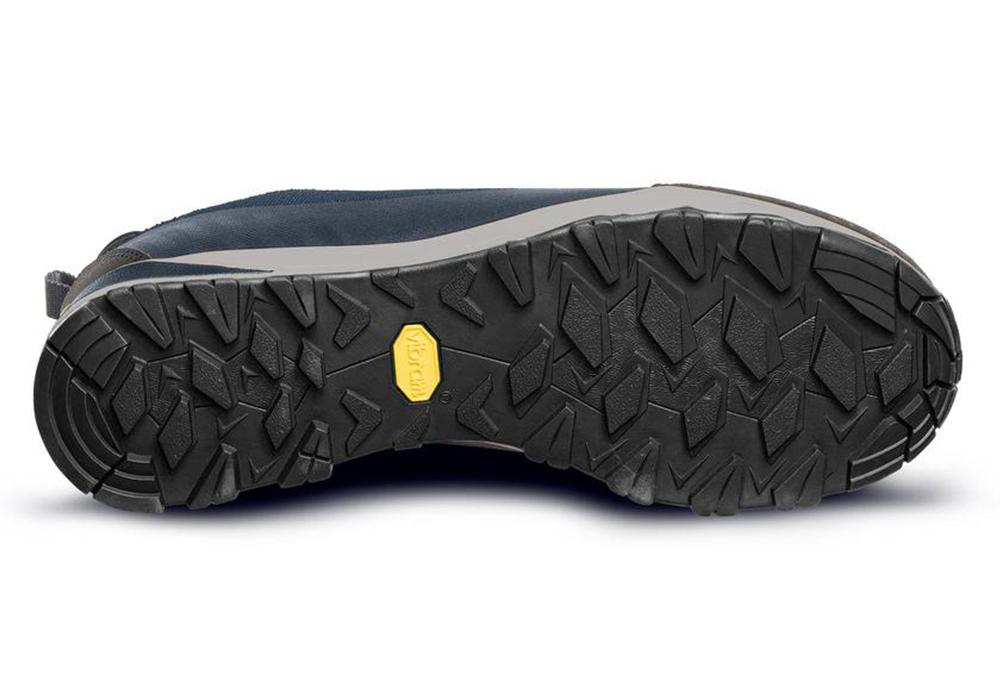 Мъжки туристически обувки ALFA Brink Advance GTX M Dark Blue 2021