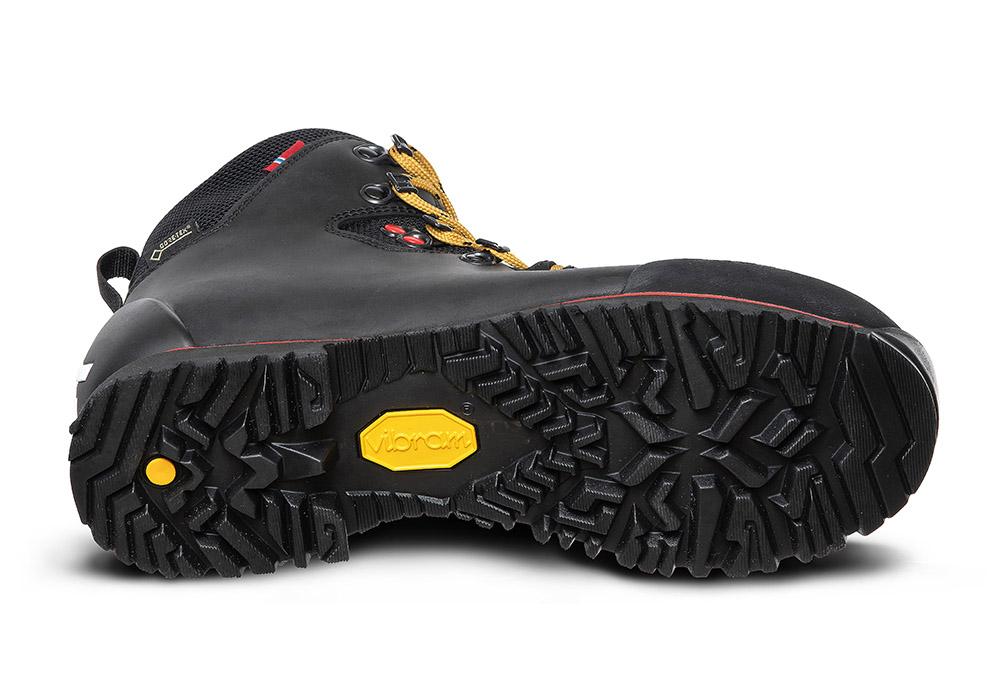 Подметка на дамски туристически обувки ALFA Eggi ADVANCE GTX W Black 2021
