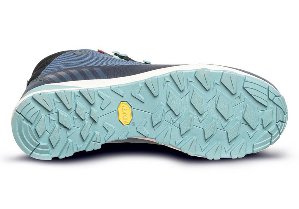 Sole ALFA Gren Advance GTX M Hiking Boots Blue 2021