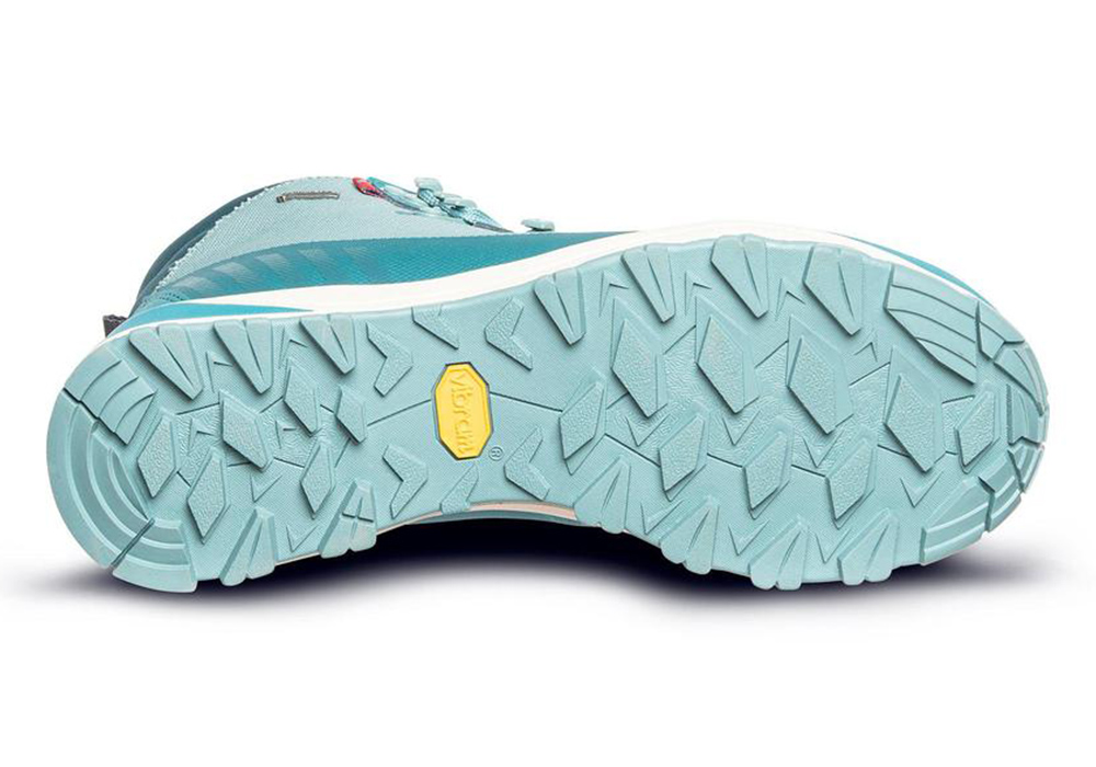 Дамски туристически обувки ALFA Gren Advance GTX W Ocean Green 2021