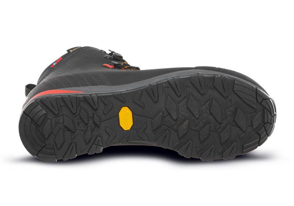 Подметка на дамски туристически обувки ALFA Holt APS GTX W Black 2021