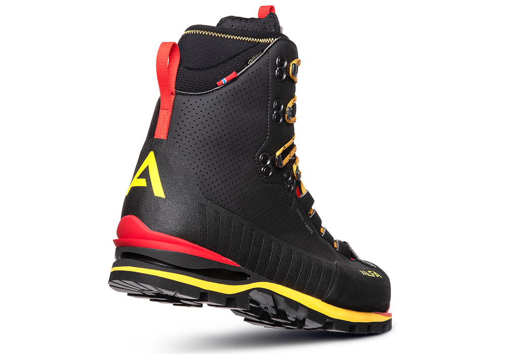 Пета на мъжки туристически обувки ALFA Juvass APS GTX M Black 2021