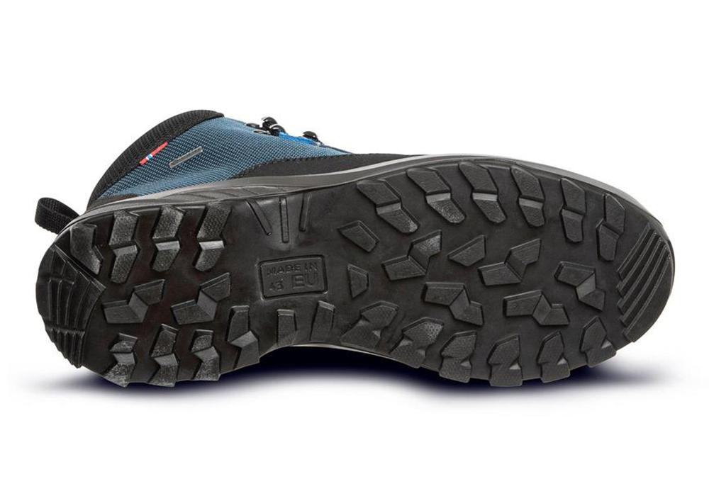 Подметка на мъжки туристически обувки Alfa Kjerr Perform GTX M Blue 2021