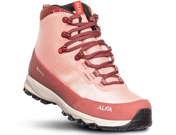 ALFA Kvist Advance 2.0 GTX W Hiking Boots Terracotta 2022