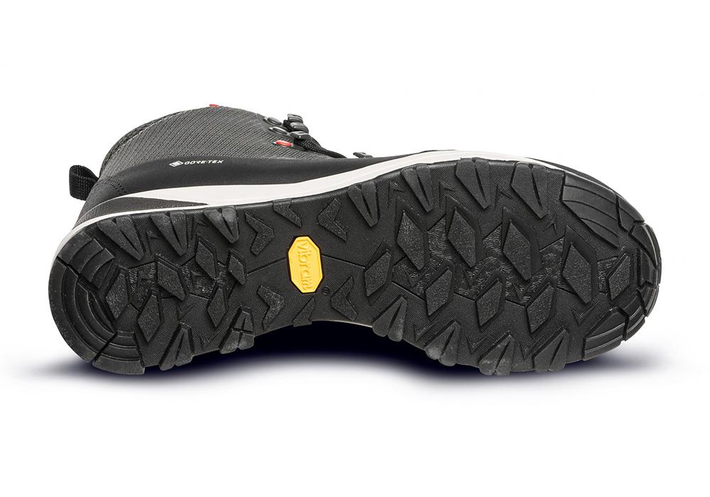 Подметка на мъжки туристически обувки ALFA Kvist Advance 2.0 GTX M Grey 2021