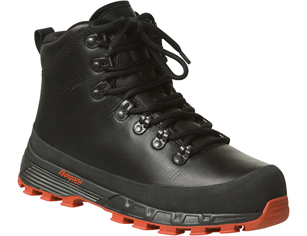 Bergans Trollhetta Lady Trekking Boots Leather Dermizax Black 2020