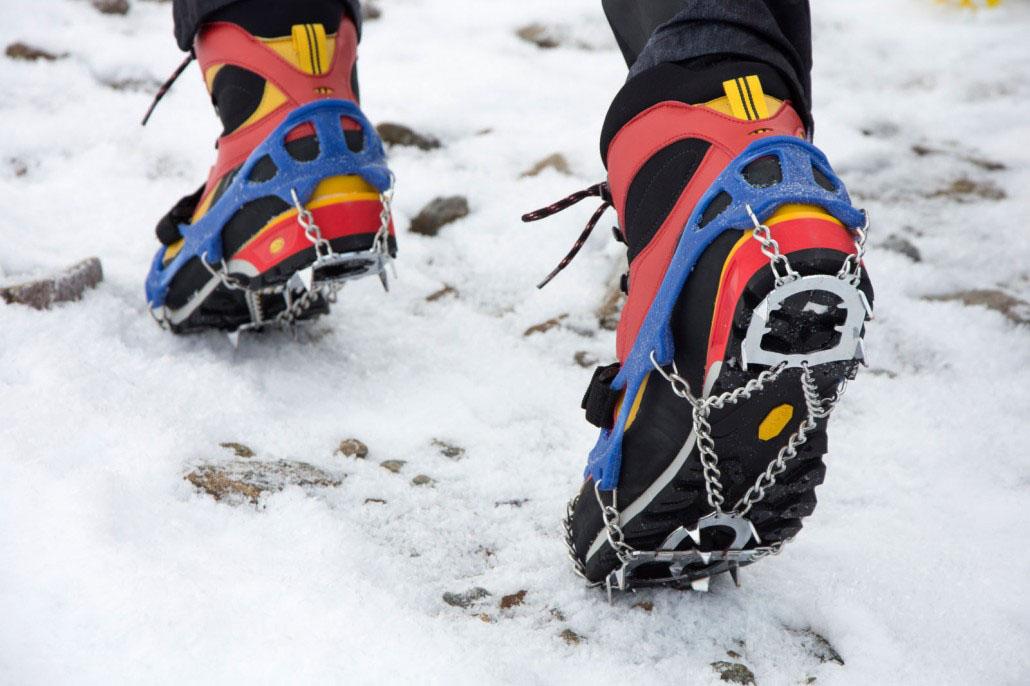 Котки Nortec Alp Micro Crampons изкачване по сняг