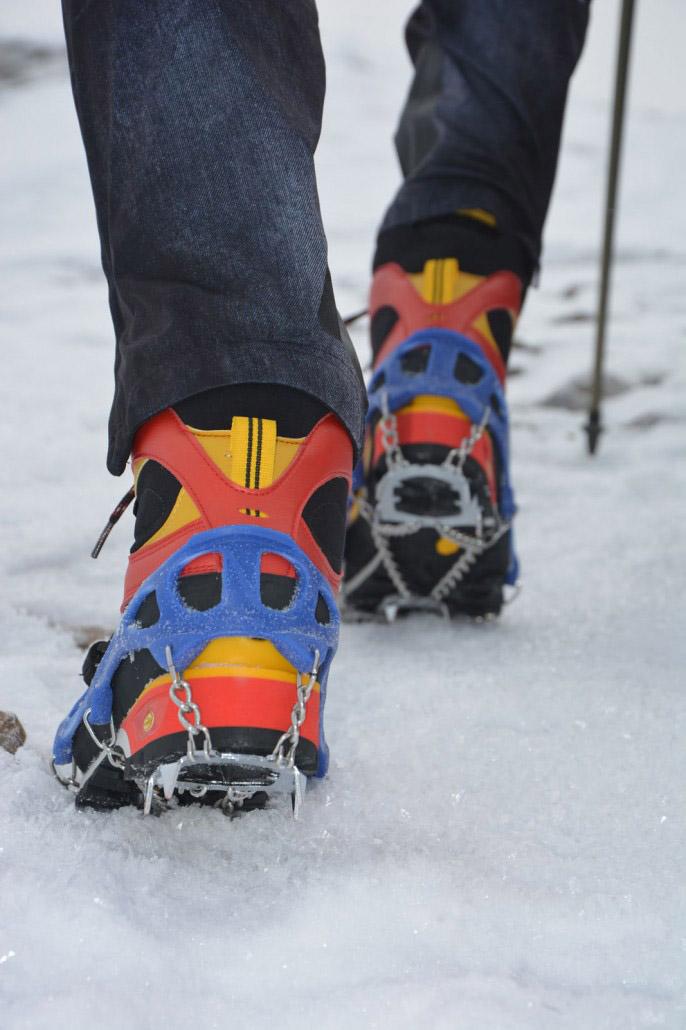 Котки Nortec Alp Micro Crampons в сняг