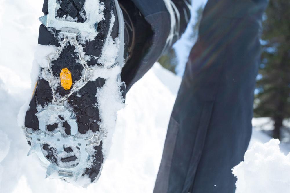 Котки Nortec Alp Micro Crampons газене в сняг