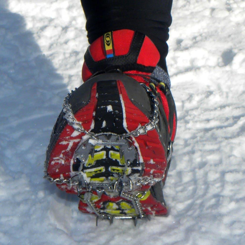 Котки Nortec Nordic Micro Crampons на сняг