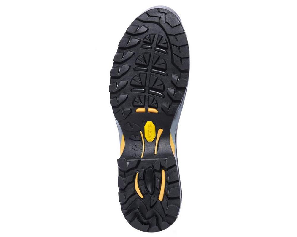 Подметка Vibram на трисезонни високи туристически обувки Dachstein Sonnblick подметка Vibram