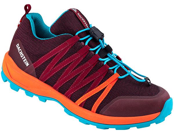 Дамски спортно-туристически обувки Dachstein Delta Pace GTX WMN Aubergine
